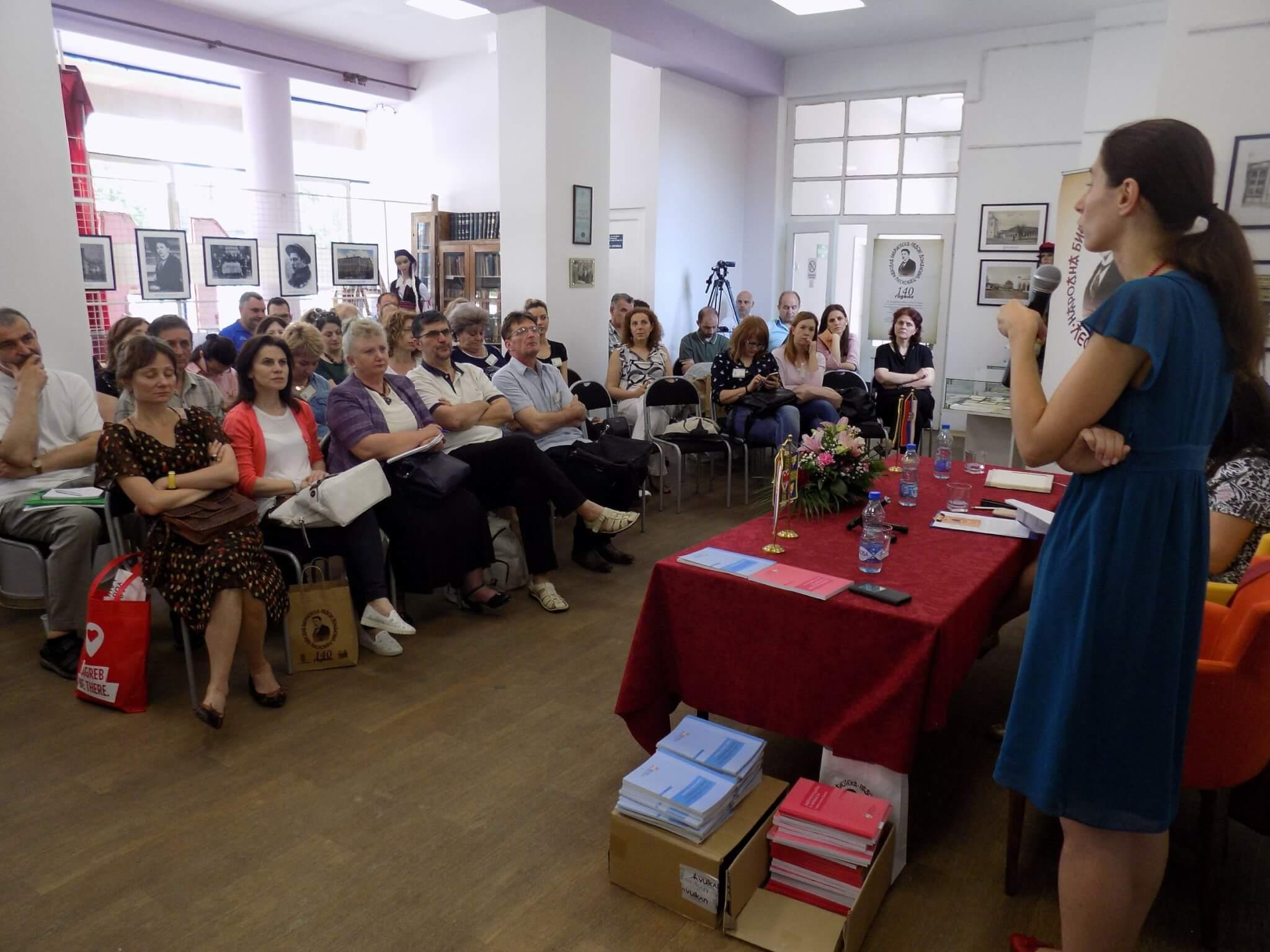 Одржан Форум у Лесковцу о новом закону