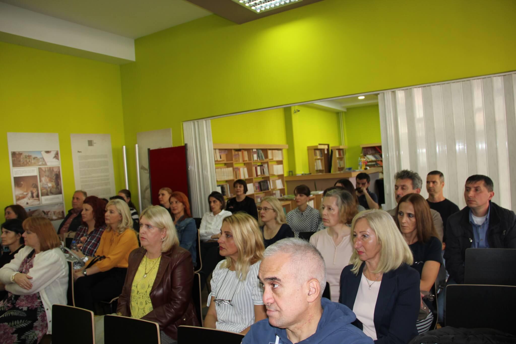 Одржан Форум у Врању о мотивацији библиотекара