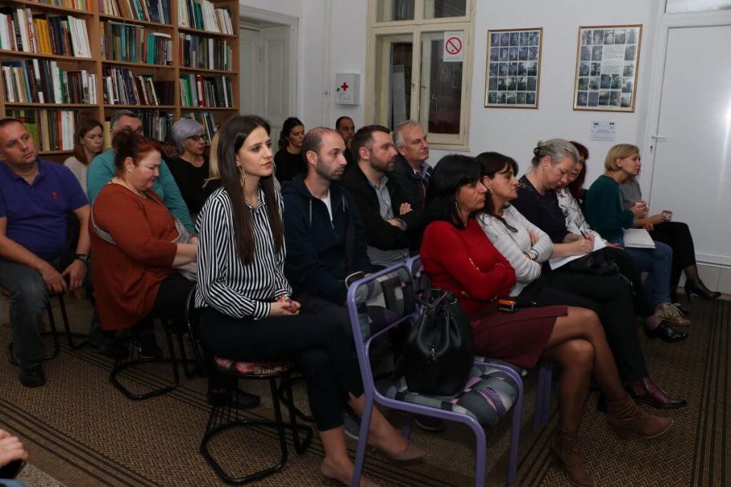 Одржан Форум БДС у Димитровграду о простору библиотека