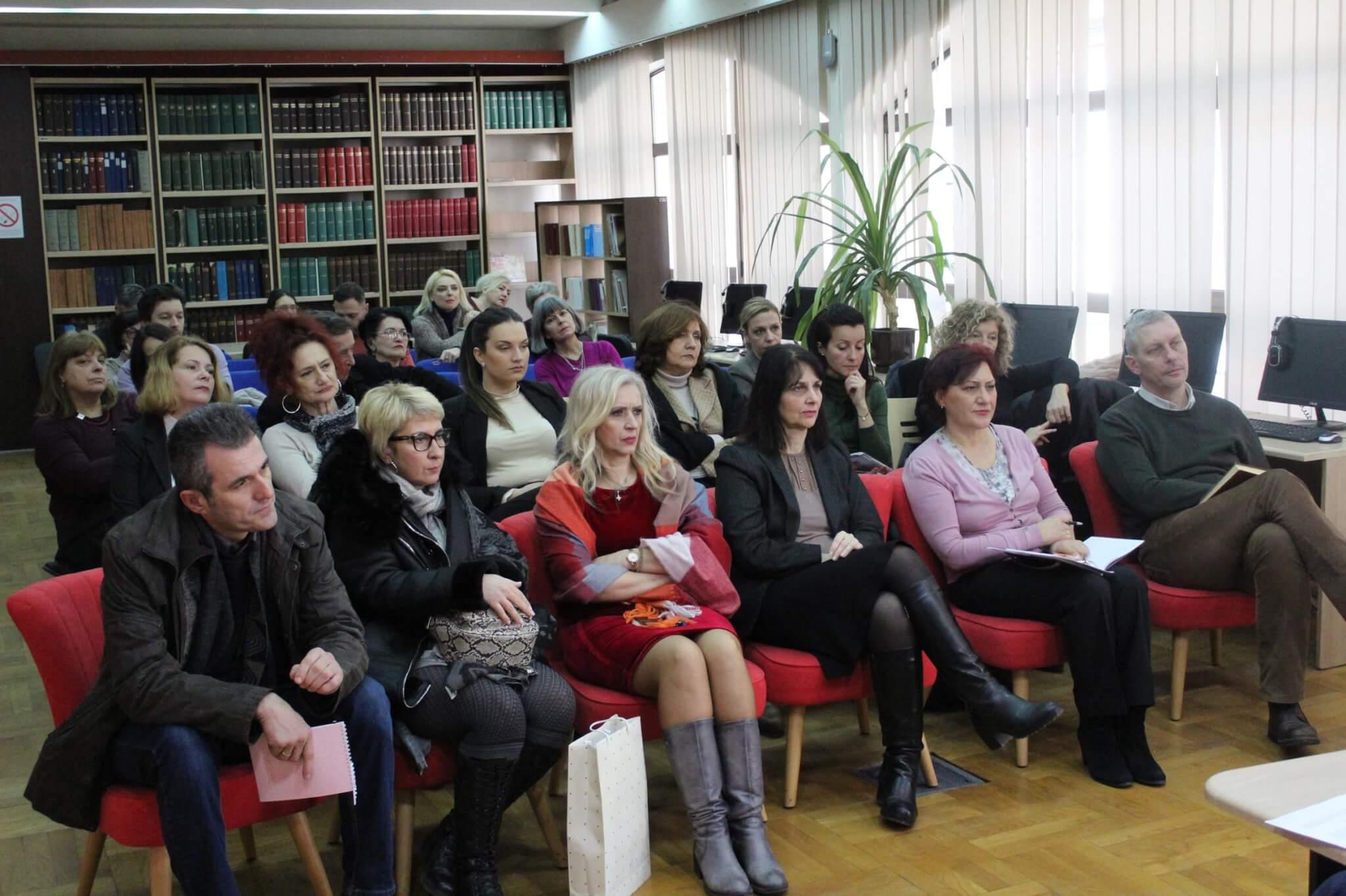 Други састанак о изменама Правилника о стручним звањима