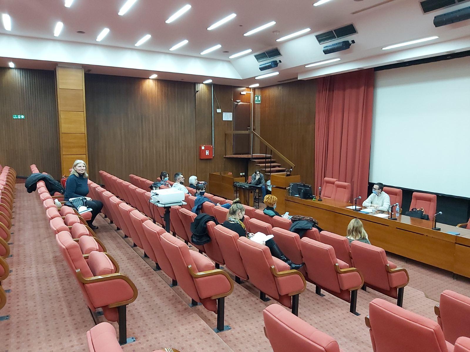 Одржана прва седница УО у 2021. години