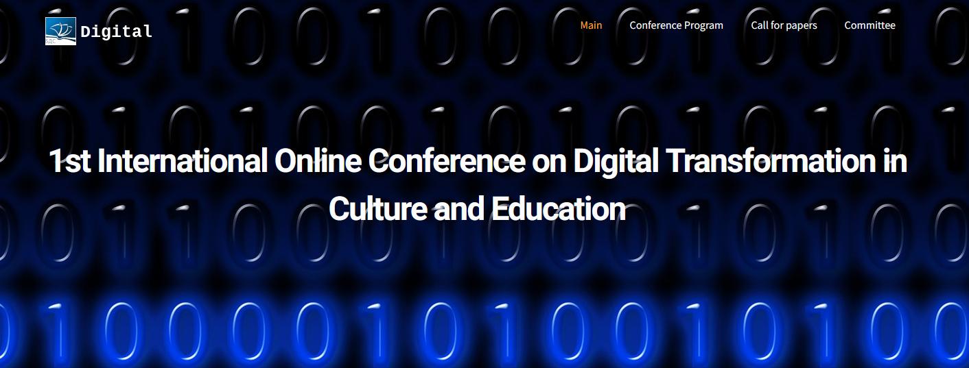 Отворена регистрација за 1. међународну онлајн конференцију